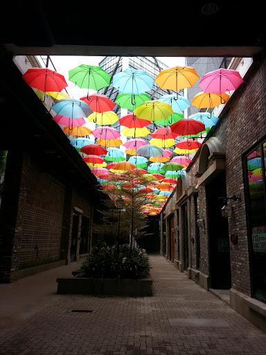 Umbrella Alley: Ingress portal