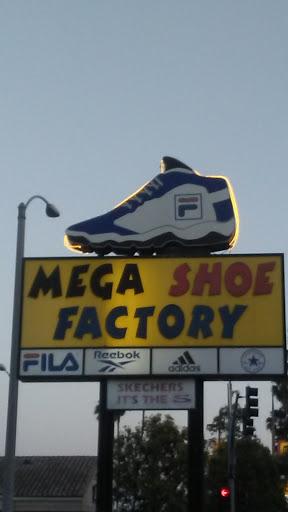 mega shoe factory