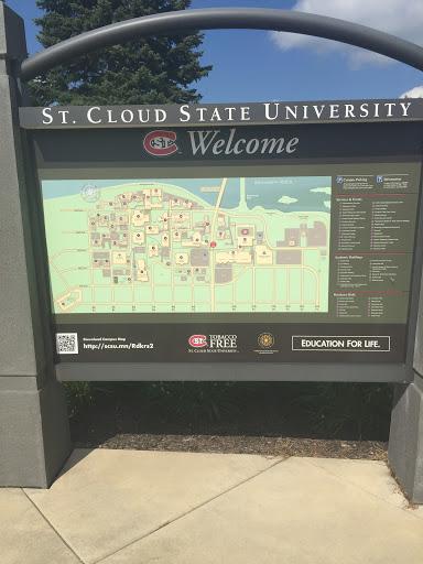 St Cloud Campus Map.Scsu Campus Map Ingress Portal