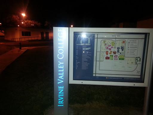 IVC Campus Map Testing Center: Ingress portal