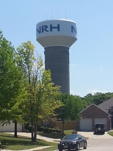 NRH Water Tower: Ingress portal