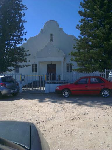 New Apostolic Church - Hermanus: Ingress portal