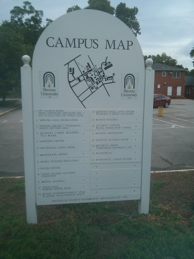 Brenau University Campus Map Ingress Portal